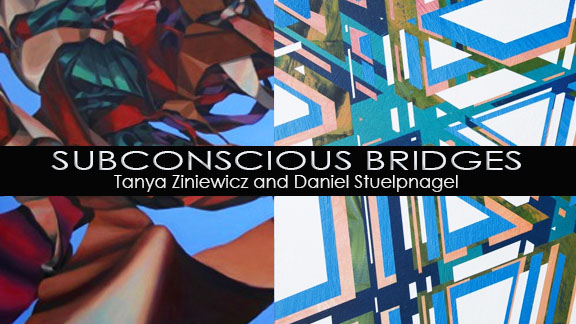 Subconscious Bridges event banner