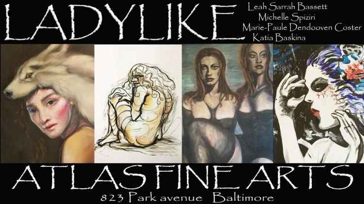 Ladylike fb invite header